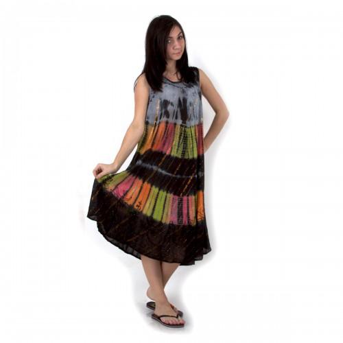 Платье-сарафан -12