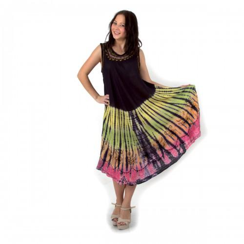 Платье-сарафан -17