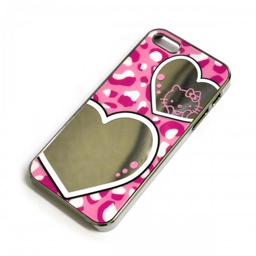 "Чехол для iPhone 5/5s ""Hello Kitty"" (love)"