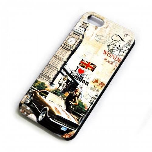 "Чехол для iPhone 5/5s ""I Love London"""