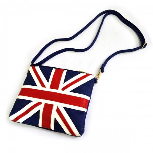 "Сумка-планшет ""Британский флаг"" -2"