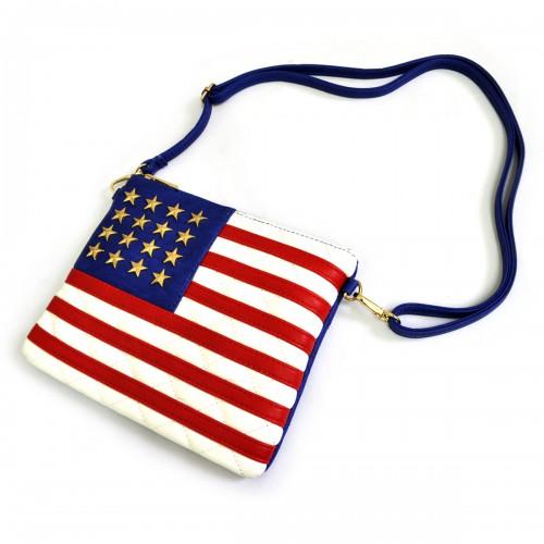 "Сумка-планшет ""Флаг США"" -2"