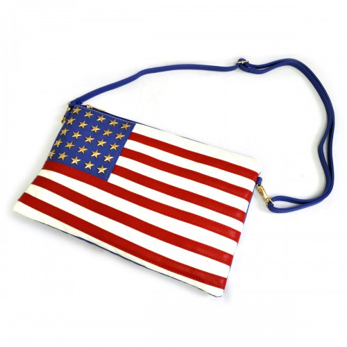 "Сумка-планшет ""Флаг США"" -1"