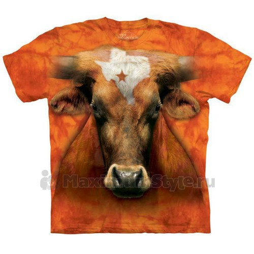 "Футболка ""Texas Longhorn"" (США)"