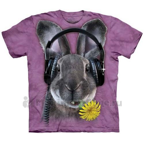"Футболка ""DJ Hiphop"" (США)"