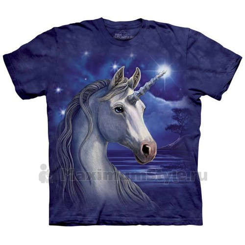 "Футболка ""Unicorn Night"" (США)"