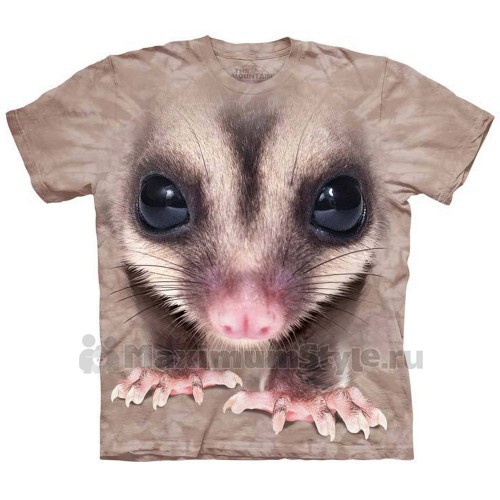 "Футболка ""Big Face Sugar Glider"" (США)"