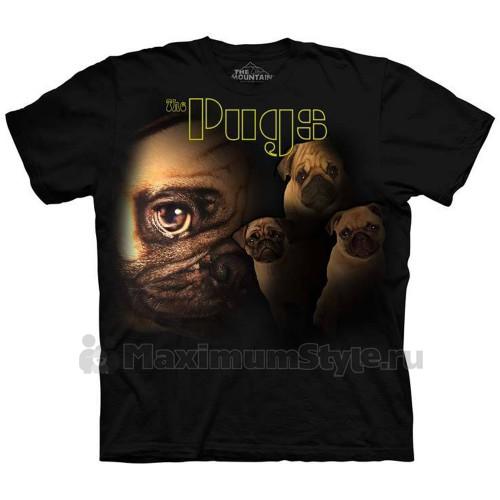 """Футболка """"The Pugs"""" (США)"""