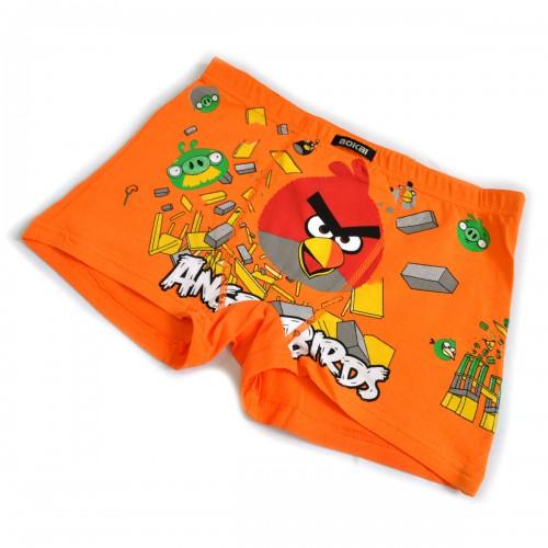 "Трусы мужские ""Angry Birds"" (orange)"