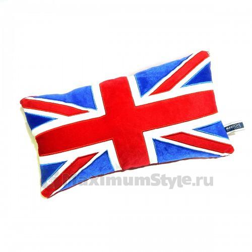 """Подушка автомобильная """"Британский флаг"""" -2"""