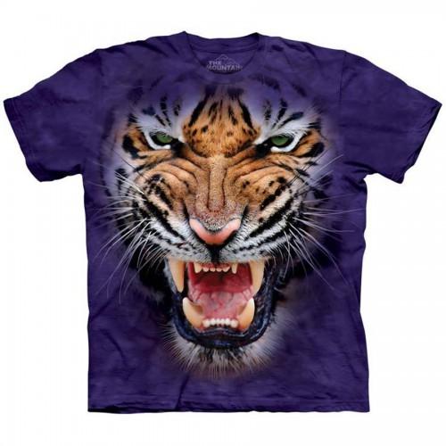 "Футболка The Mountain ""Growling Big Face Tiger"" (детская)"