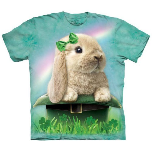 "Футболка ""Irish Bunny"" (США)"