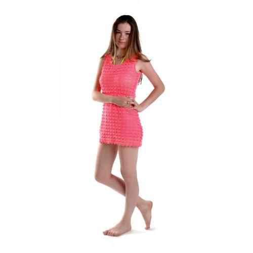 Платье пляжное (pink)