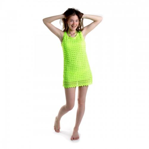 Платье пляжное (green)