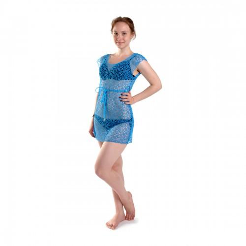 Парео-сетка  (blue)