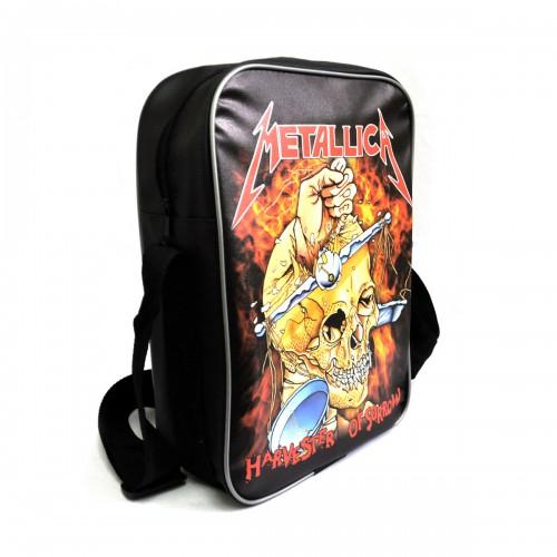 """Сумка вертикальная """"Metallica"""""""