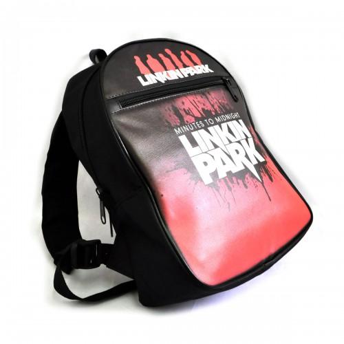 "Сумка-рюкзак ""Likin Park"" -01"