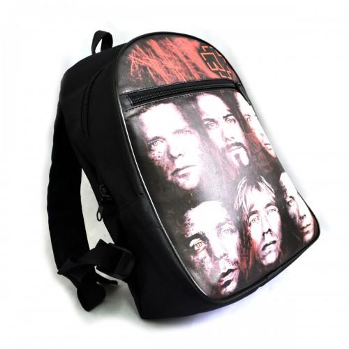 "Сумка-рюкзак ""Rammstein"" -01"