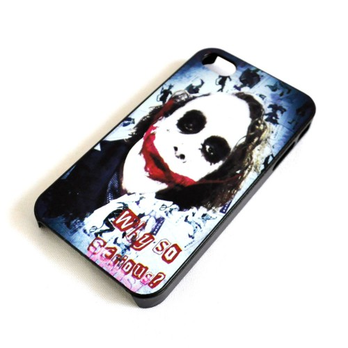 "Чехол для iPhone 4/4s ""Джокер"""