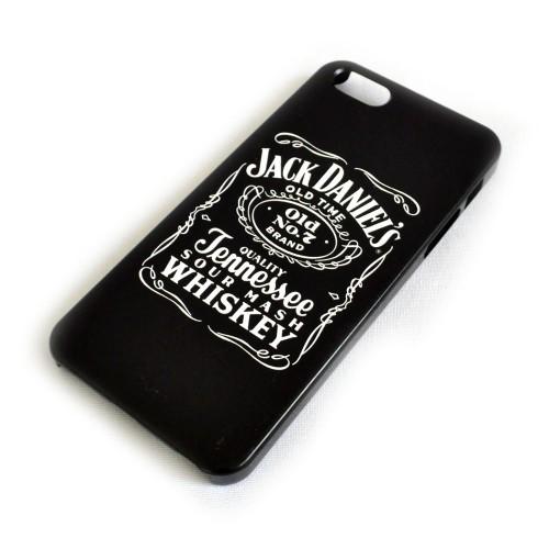 """Чехол для iPhone 5/5s """"Jack Daniel s"""" (classics)"""
