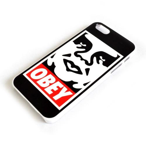 "Чехол для iPhone 5/5s ""Obey"""