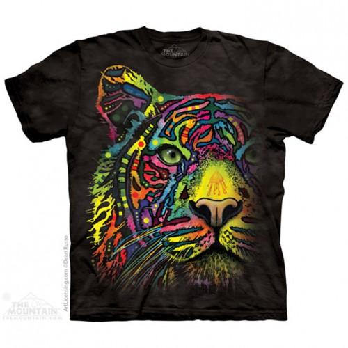 "Футболка The Mountain ""Rainbow Tiger"" (детская)"