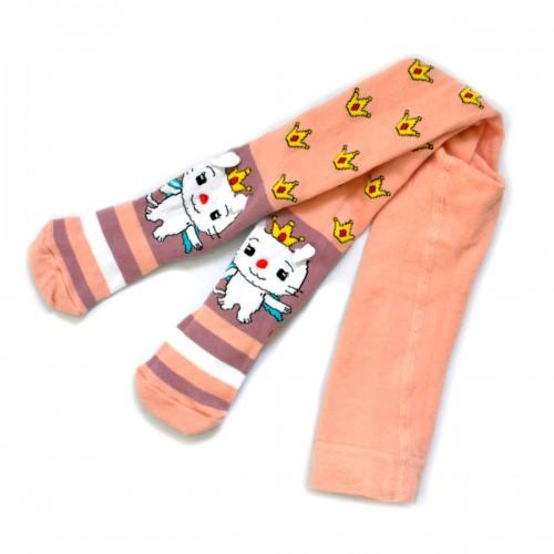 """Колготки детские 3D """"Kitty"""" -01"""