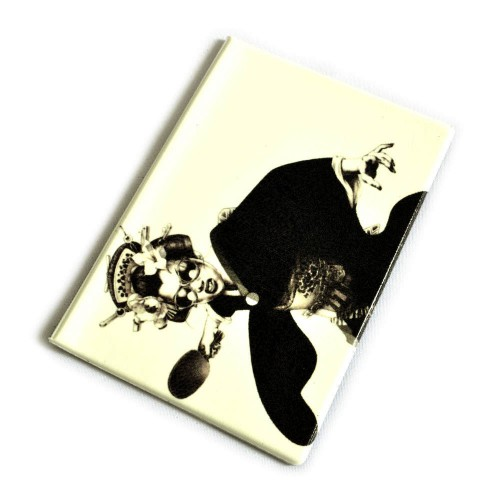 """Обложка для паспорта """"Королева"""""""