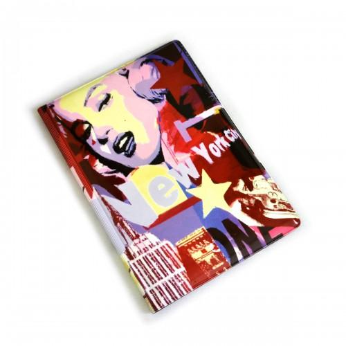 "Обложка на паспорт ""New York City"" -02"