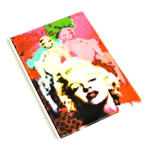 """Обложка на паспорт """"Мэрилин Монро"""""""