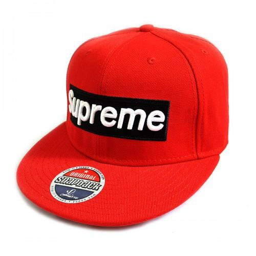 """Бейсболка рэперская """"Supreme"""" -5"""