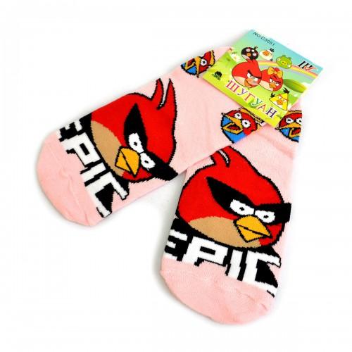 """Носки детские """"Angry Birds"""" -06"""