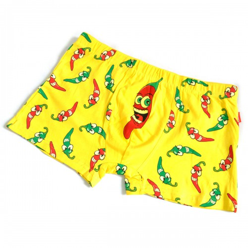 "Трусы мужские ""Чили"" (yellow)"