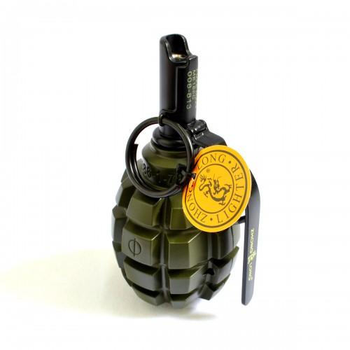 "Зажигалка +пепельница ""Граната FUZE M223 -2"