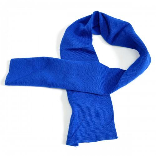 Шарфик детский (синий)