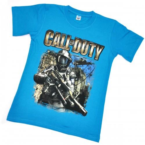 "Футболка подростковая ""Call of Duty"""