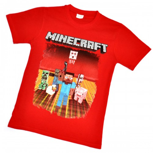 """Футболка детская """"Minecraft"""""""