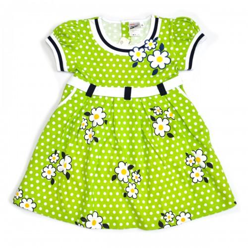 """Платье детское """"Белые цветы"""" -04"""