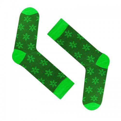 """Модные носки """"Ирландский Новый год"""" (премиум)"""
