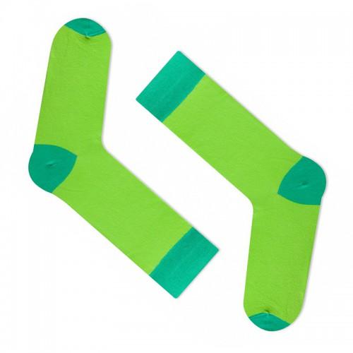 """Модные носки """"Полярное сияние"""" (премиум)"""