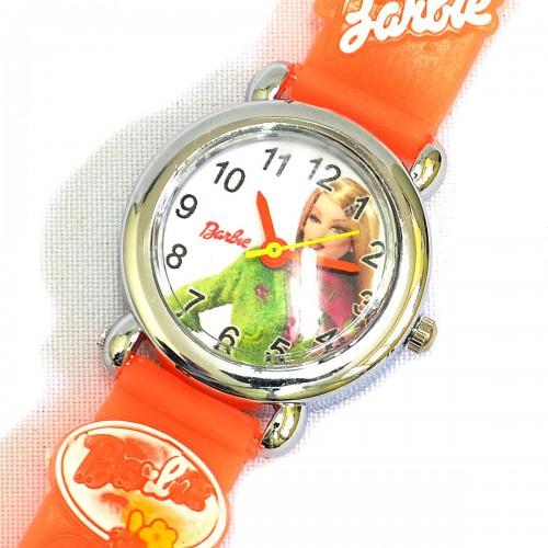 """Часы детские """"Barbie"""" (пластик)"""