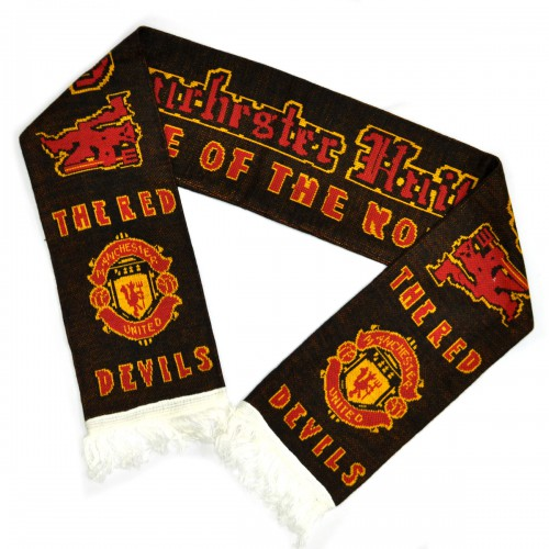 "Шарф  футбольный ""Manchester United FC"" (The Red Devils)"