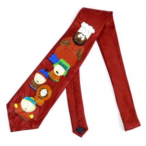 """Галстук """"South Park (Южный Парк) -3"""""""