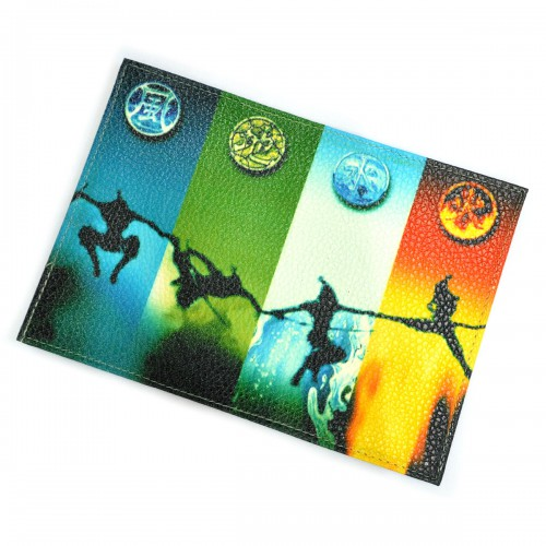 """Обложка для паспорта """"Ninja"""""""