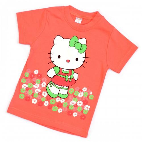 """Футболка детская """"Hello Kitty"""" (bonito)"""