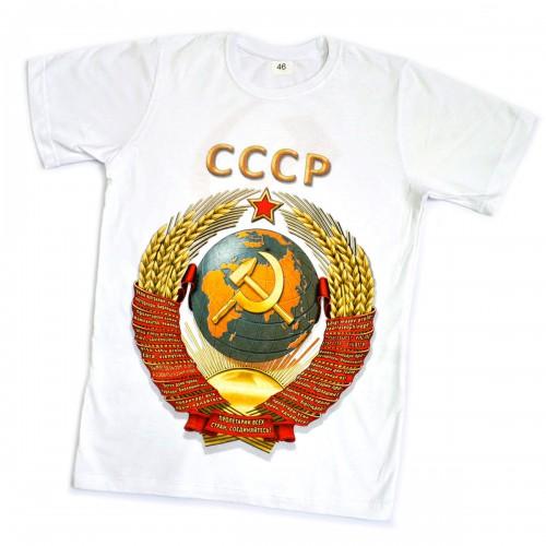 """Футболка """"СССР, Герб"""""""