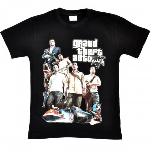 "Футболка детская ""Grand Theft Auto V"""