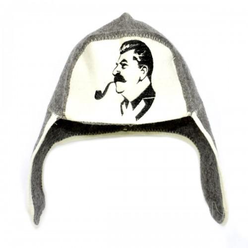 "Шапка для бани ""Сталин"""