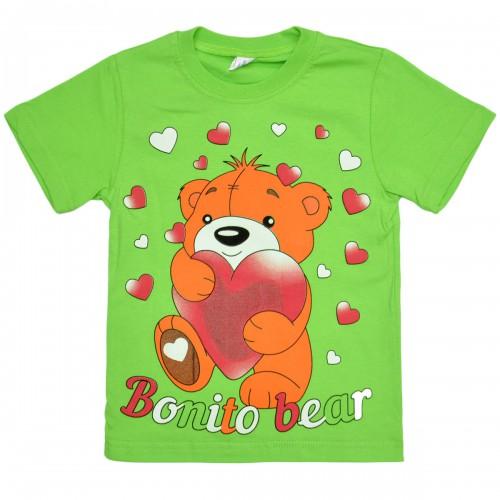 """Футболка детская """"Bonito Bear"""""""