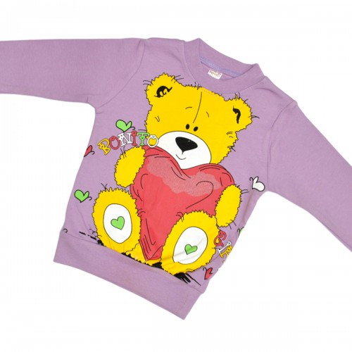 "Толстовка детская ""Teddy Bear "" (Bonito)"